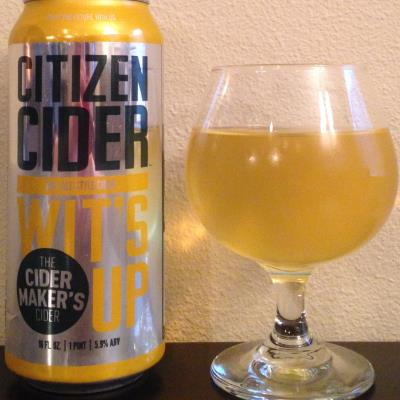 picture of Citizen Cider Wit's Up submitted by cidersays