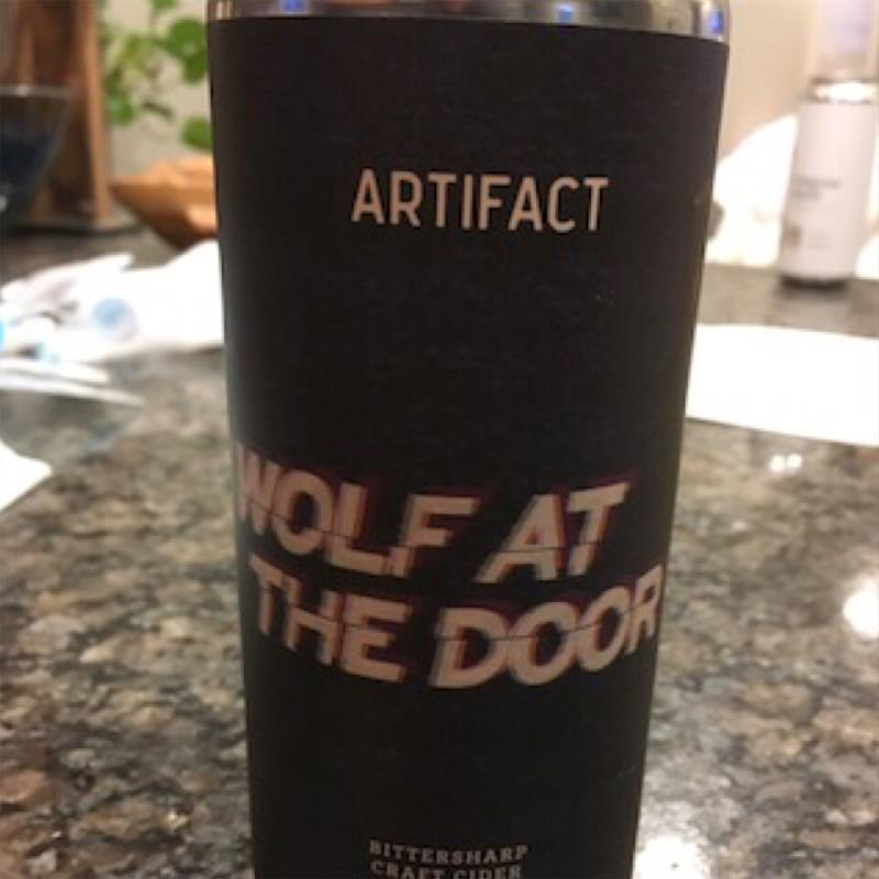 picture of Artifact Cider Project Wolf at the door submitted by Sarahb0620