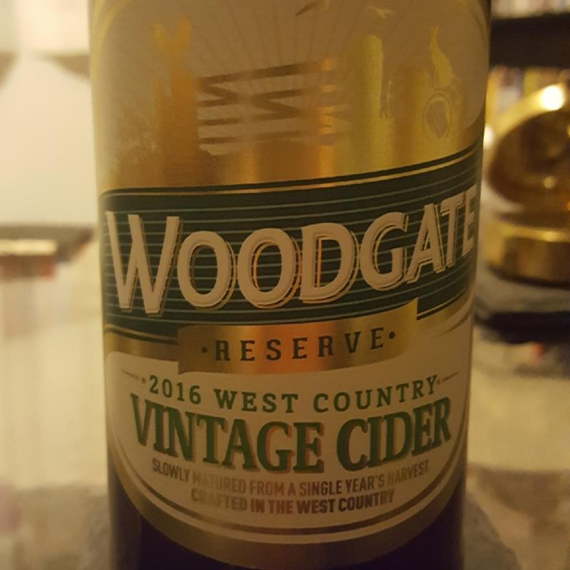picture of Westons Cider Woodgate Reserve Vintage Cider submitted by HarrietteD