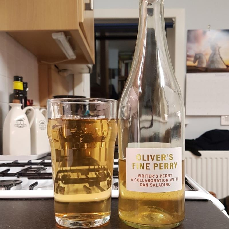 picture of Oliver's Cider and Perry Writer's Perry submitted by BushWalker