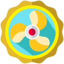 Badge earned for Got a Fan Club Level 2: Your reviews have gotten 10 votes